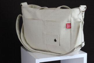 Cream - White Bag