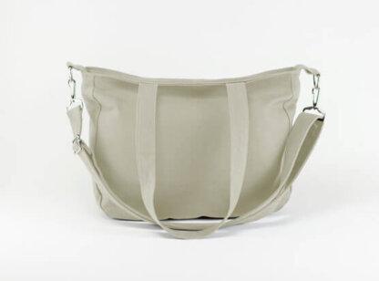 Beige Purse Bag