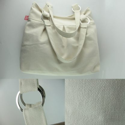 White Purse Bag