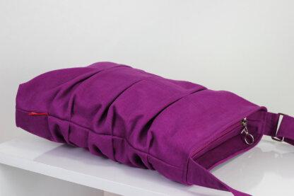 Purple novelty bag