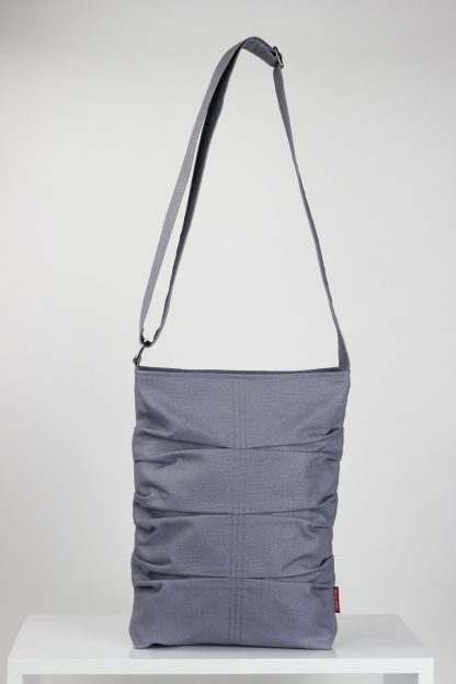 Light Grey Small Tote Bag