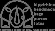 hippirhino handmade bags purses totes