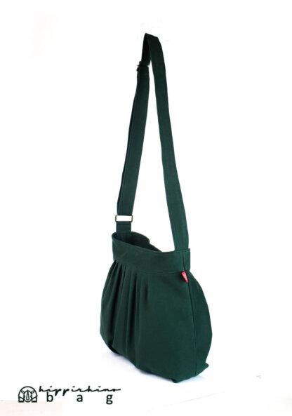 Green Canvas Bag