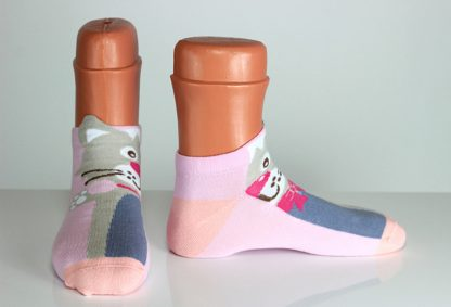 Rabbit Face Socks