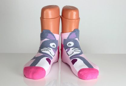 Colorful Rabbit Socks