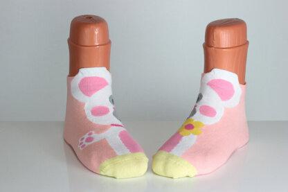 Rabbit Bunny Socks