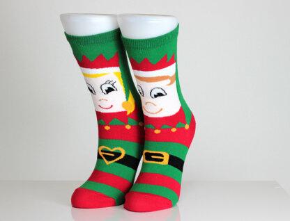 Funny Christmas Socks