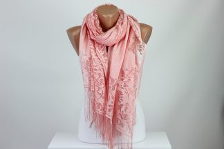 Perforated Scarf