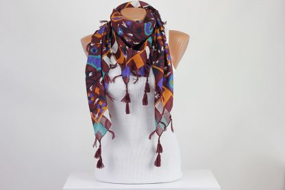 Indian Cotton Scarf