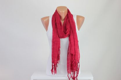 Red Scarf