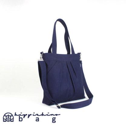 Navy Blue Shoulder Crossbody Bag