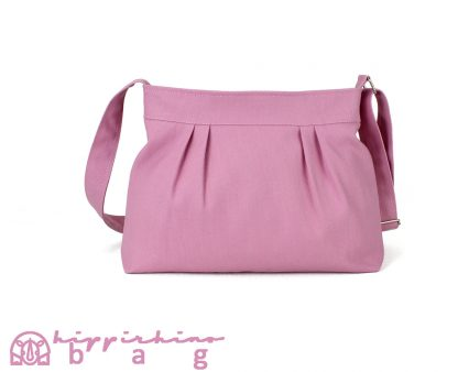 Candy Pink Purse Bag
