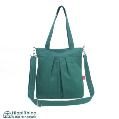 Green Washable Shoulder Crossbody Bag