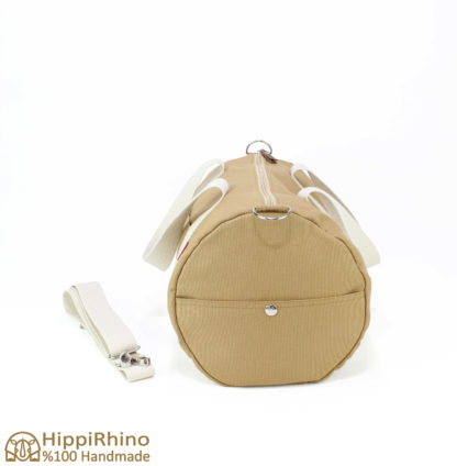 Camel Duffle Sport Yoga Gym Bag