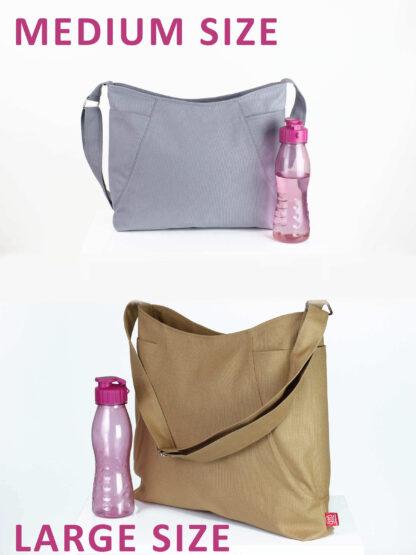 Medium Large Size Hobo Bag
